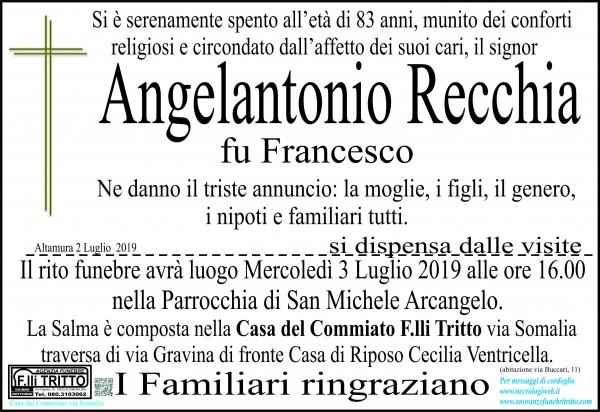 Angelantonio Recchia