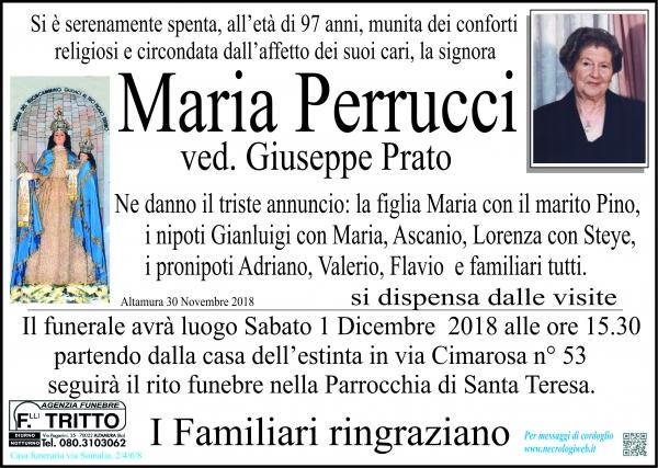 Maria Perrucci