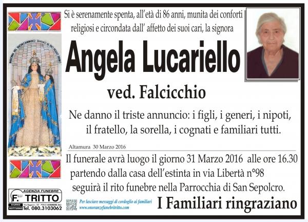 ANGELA LUCARIELLO