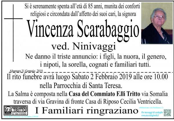 Vincenza Scarabaggio