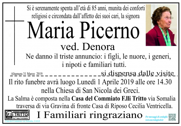 Maria Picerno