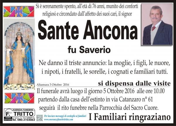 SANTE ANCONA