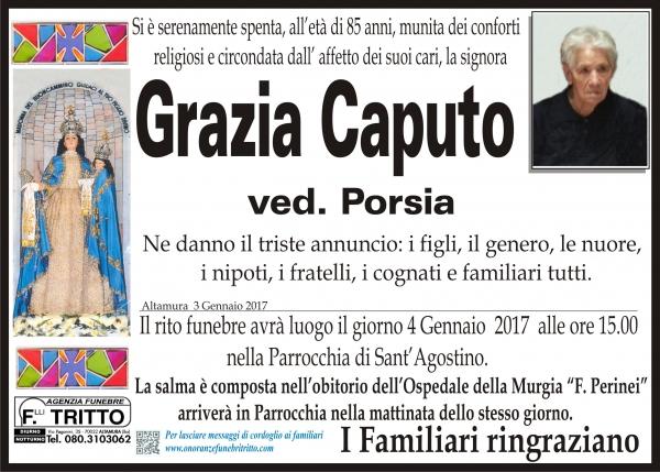 GRAZIA CAPUTO