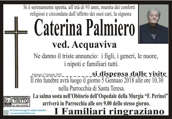Caterina Palmiero