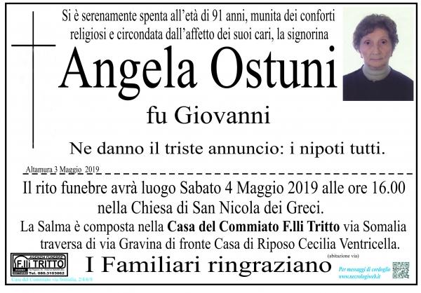 Angela Ostuni