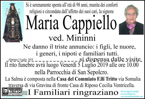 Maria Cappiello