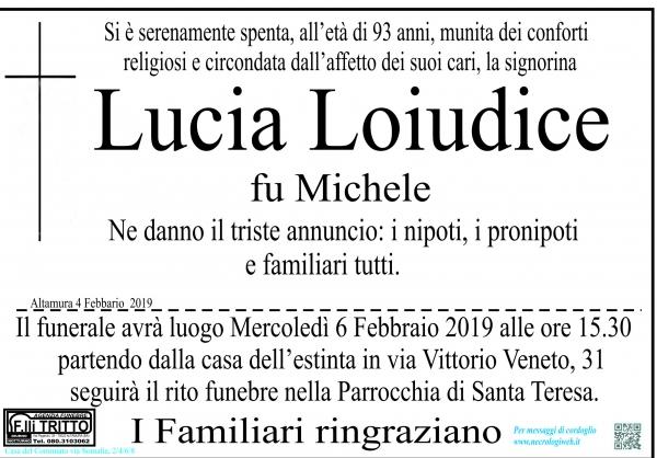 Lucia Loiudice