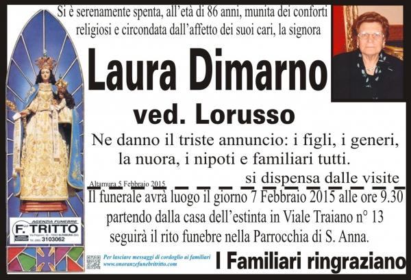 LAURA DIMARNO