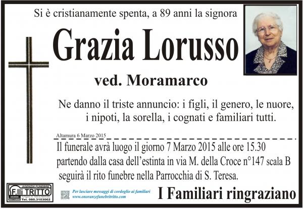 GRAZIA LORUSSO