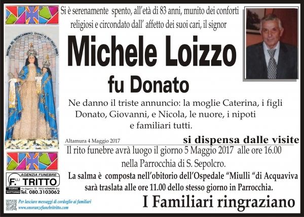 MICHELE LOIZZO