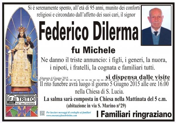 FEDERICO DILERMA