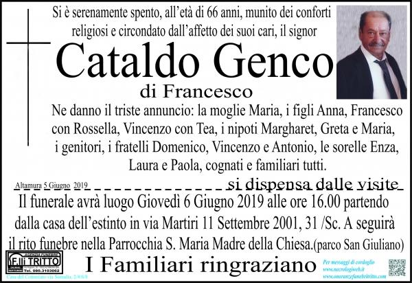 Cataldo Genco