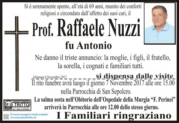 Raffaele Nuzzi