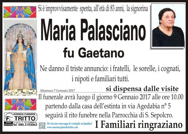 PALASCIANO MARIA