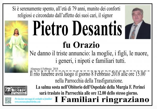 Pietro Desantis