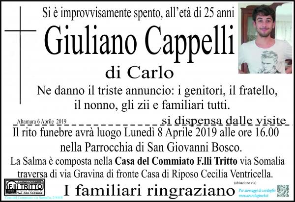 Giuliano Cappelli