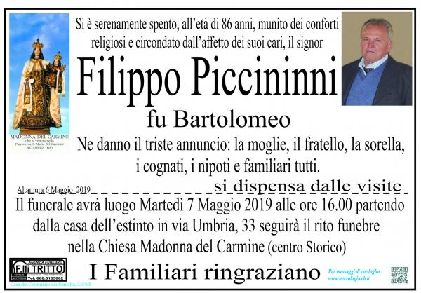 Filippo Piccininni