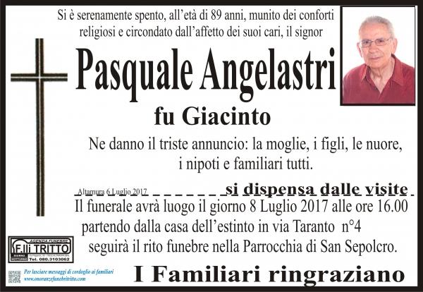 Pasquale Angelastri