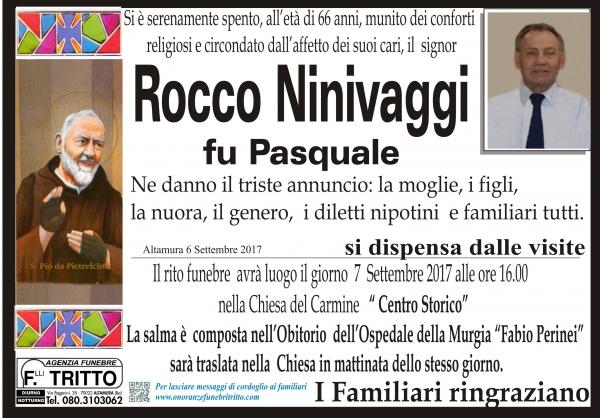 Rocco Ninivaggi