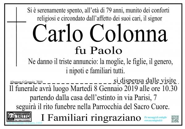 Carlo Colonna