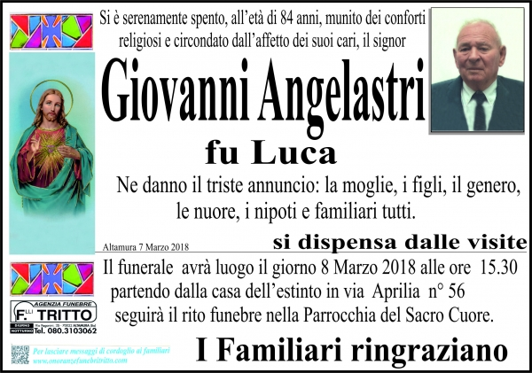 Giovanni Angelastri