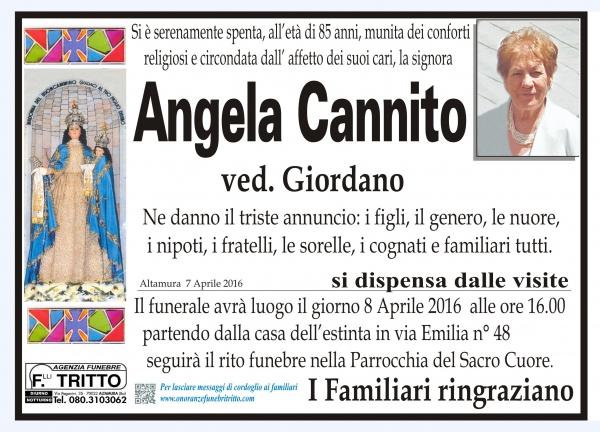 ANGELA CANNITO