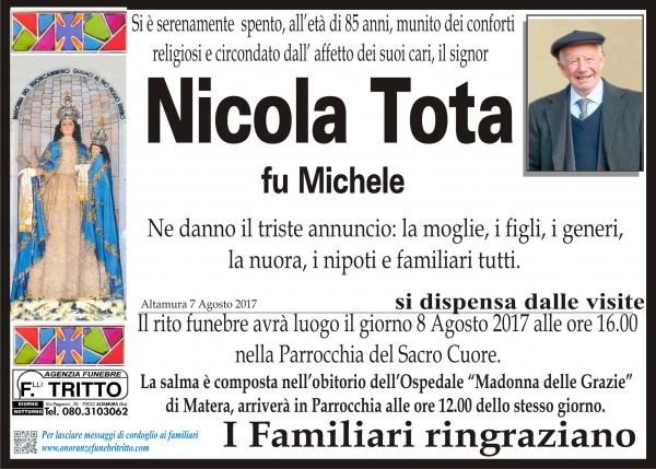 Nicola Tota