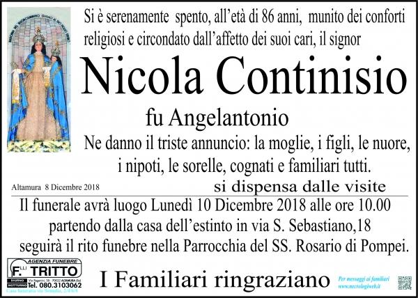 Nicola Continisio