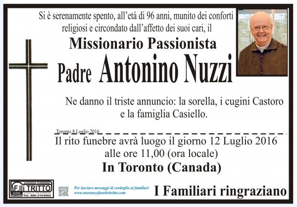 Padre ANTONINO NUZZI