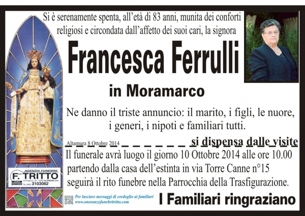 FRANCESCA FERRULLI