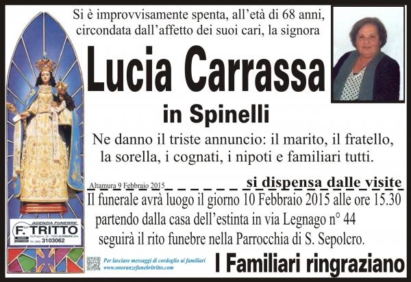 LUCIA CARRASSA