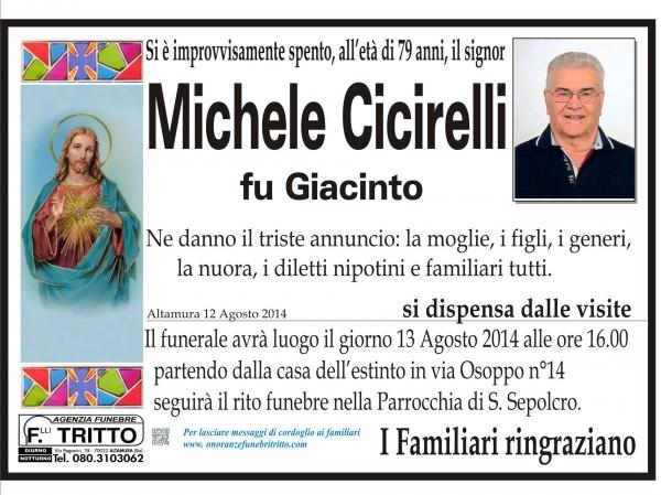Michele Cicirelli