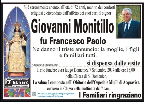 Giuseppe Monitillo