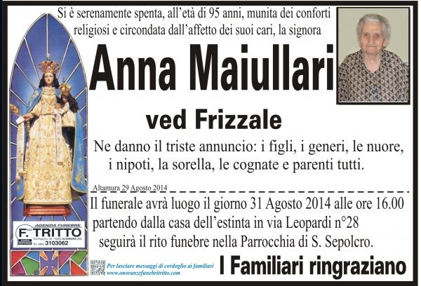 ANNA MAIULLARI