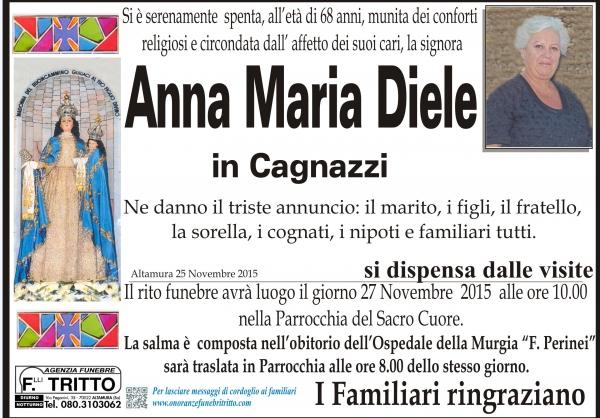 Anna Maria Diele