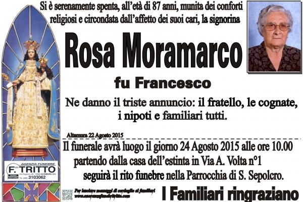 ROSA MORAMARCO