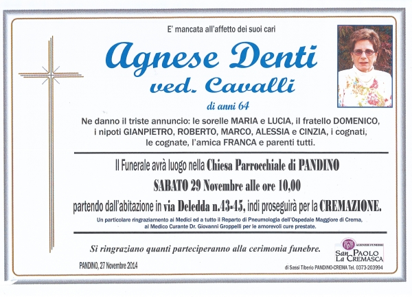 Agnese Denti