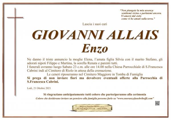 Giovanni Allais