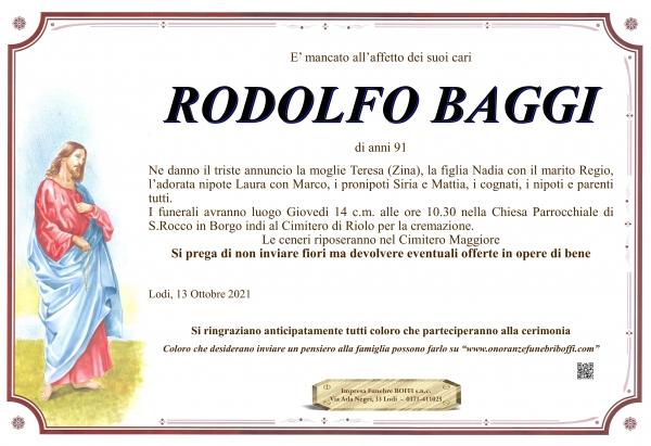 Rodolfo Baggi