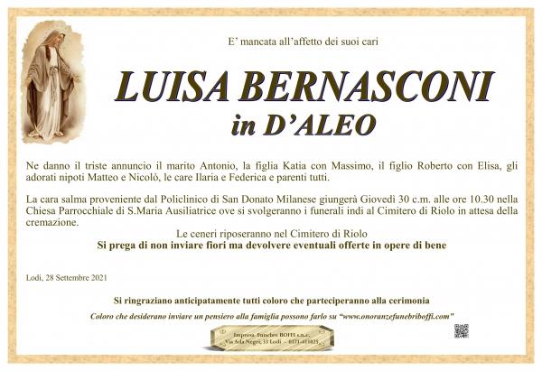 Margherita Bernasconi