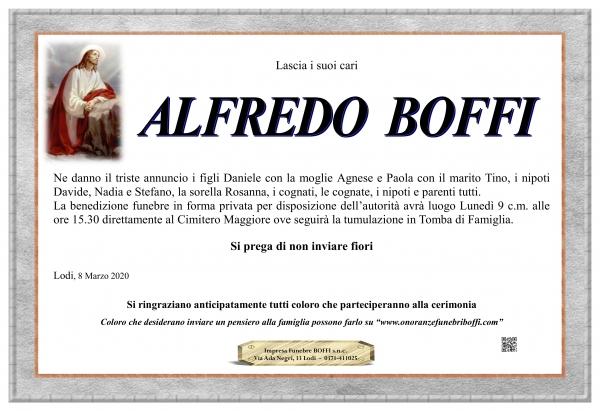 Alfredo Boffi