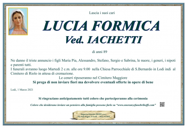 Lucia Formica