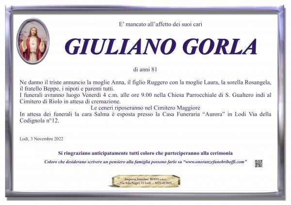 Virginia Gorla