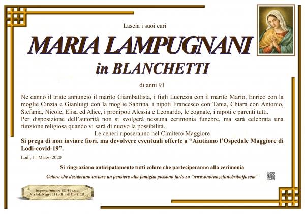 Giuseppina Lampugnani