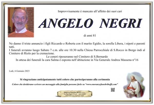 Agostino Negri