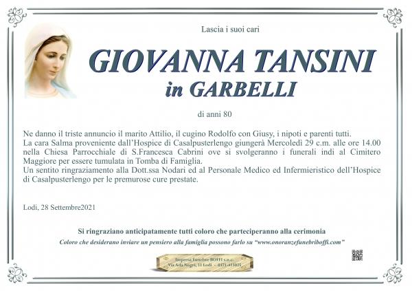 Giuseppe Tansini