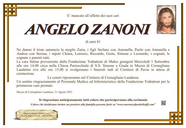 Angelo Zanoni